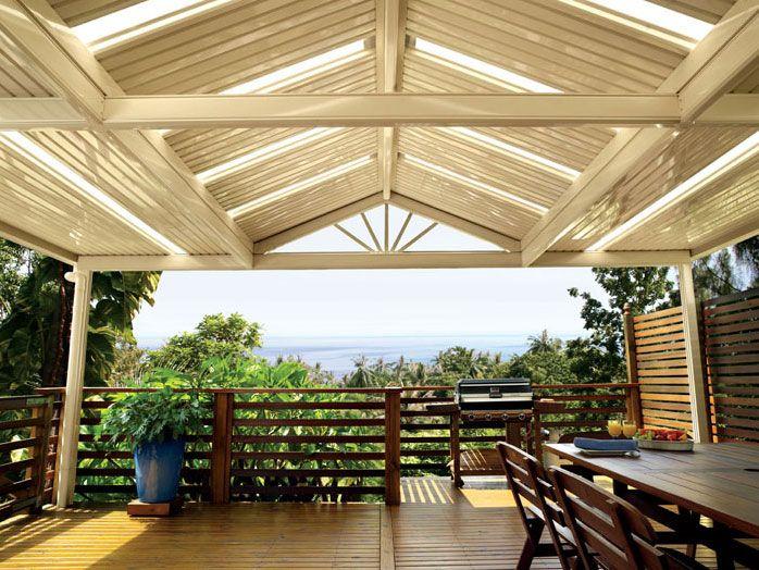 Stratco Outback Gable Roof Melbourne Install A Veranda