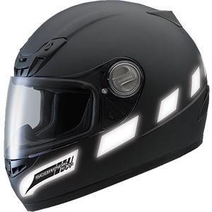 Scorpion Reflective Helmet Sticker Motorcycle Superstore Cafe - Motorcycle half helmet decalscustom motorcycle helmet decals and motorcycle helmet stickers