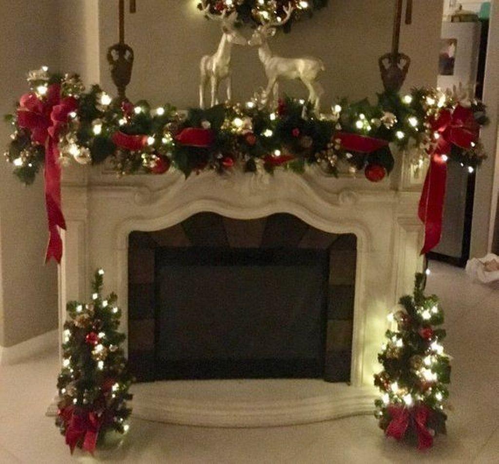 47 elegant christmas decoration ideas home decor pinterest rh pinterest com
