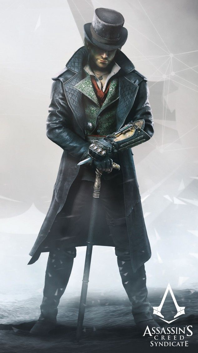 Assassins Creed Syndicate Evie Frye Mobile Wallpaper Mobiles Wall