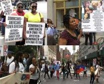 Haitianos Se Movilizan Contra RD En Cuatro Ciudades De EE.UU.