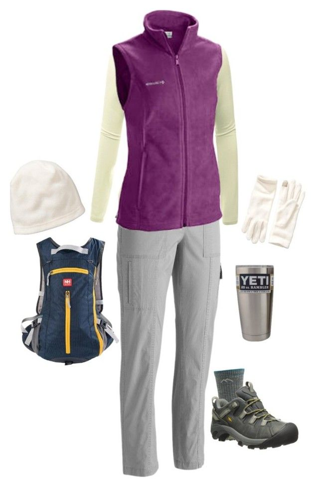 Plus Size Outfit Hiking Activewear By Jmc6115 On