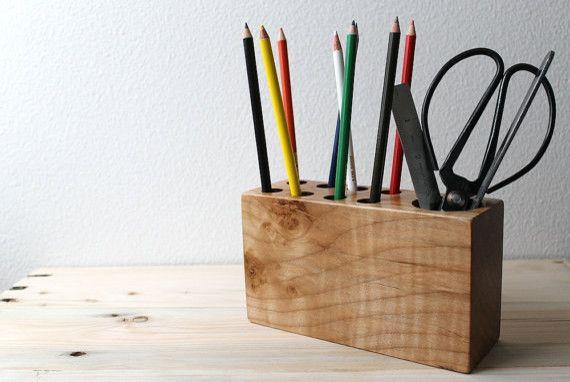 modern desk organizer mr g s office modern wood desk desk rh za pinterest com