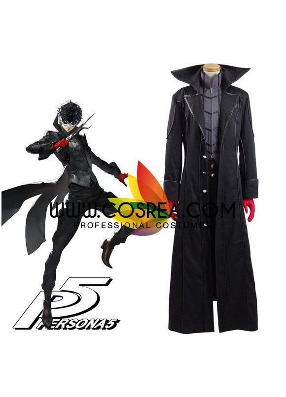 Persona 5 Protagonist Thief Cosplay Costume Cosplay