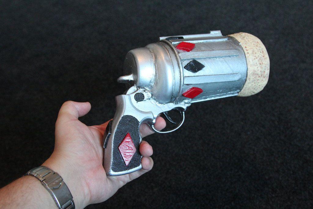 halloween props guns