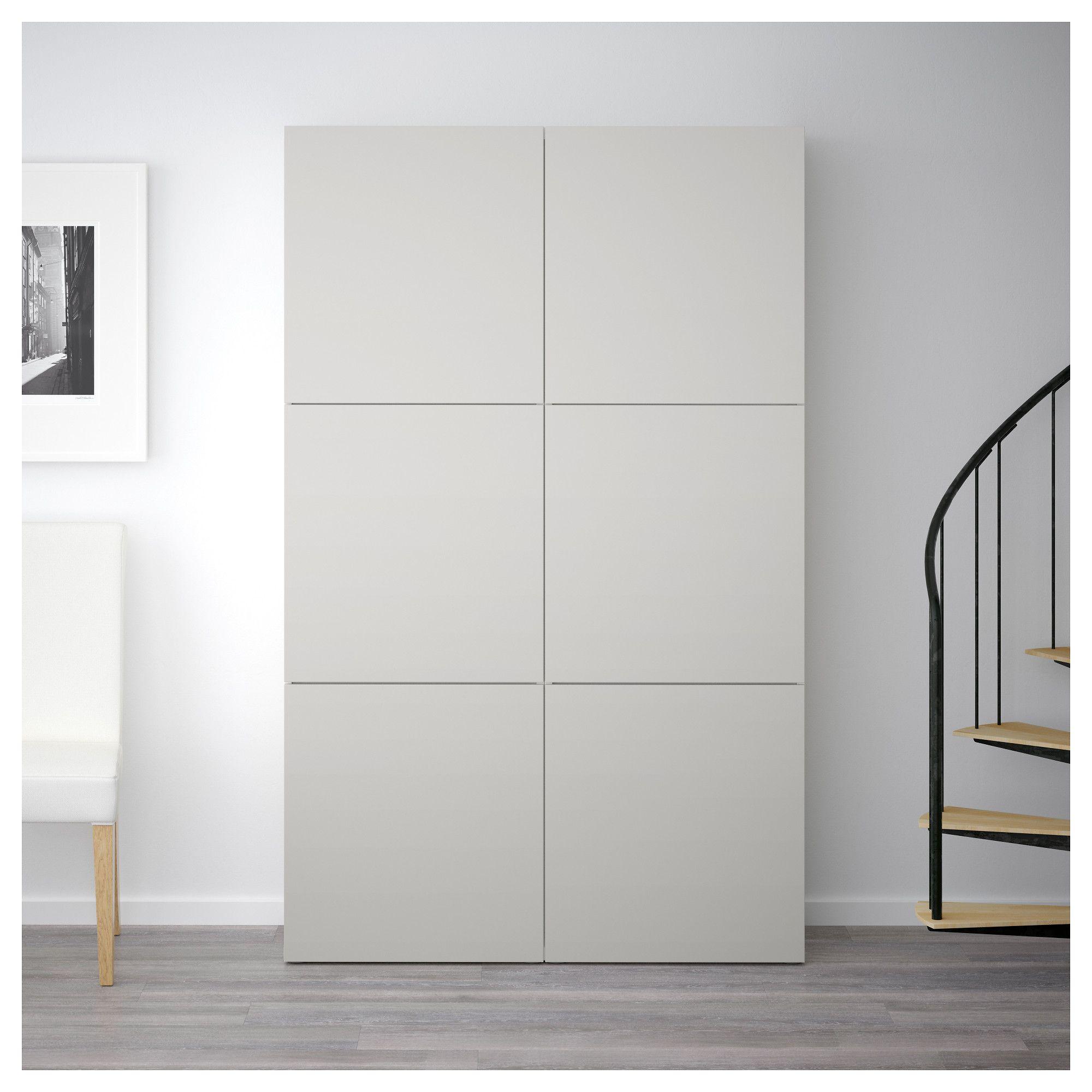 ikea best storage combination with doors white lappviken light rh pinterest com