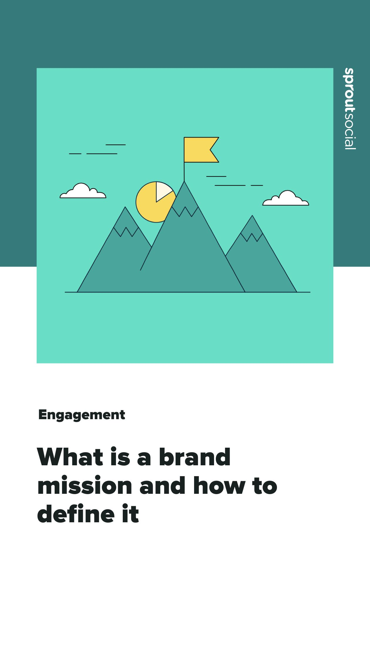 What Is A Brand Mission And How To Define It Twitter Strategy Facebook Strategy Creating A Mission Statement