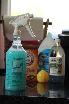 all in one magic bathroom cleaner 1 professional spray bottle 8 oz rh pinterest com