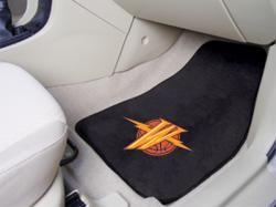 NBA - Car Mats 2 Piece Front - Golden State Warriors.  Buy it @ ReadyGolf.com