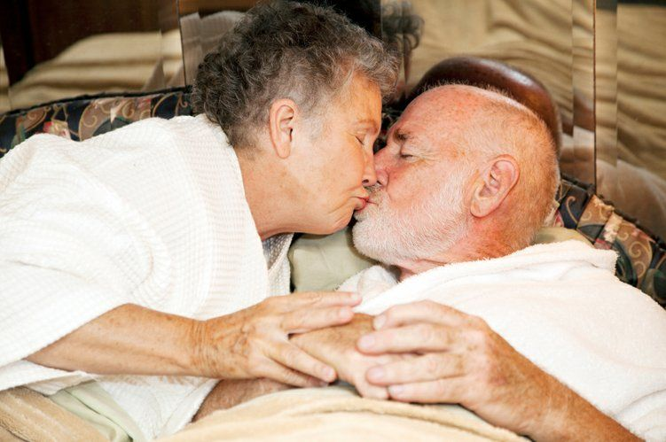 Can You Get Chlamydia From Kissing Someone Never Too Old Seniors And Sexually Transmitted Disease Stds