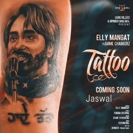 Tattoo Elly Mangat Lyric tattoos, Lyrics, Song tattoos