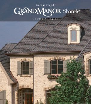 Grand manor roof shingles we put these on the last two - Exterior paint that lasts forever ...