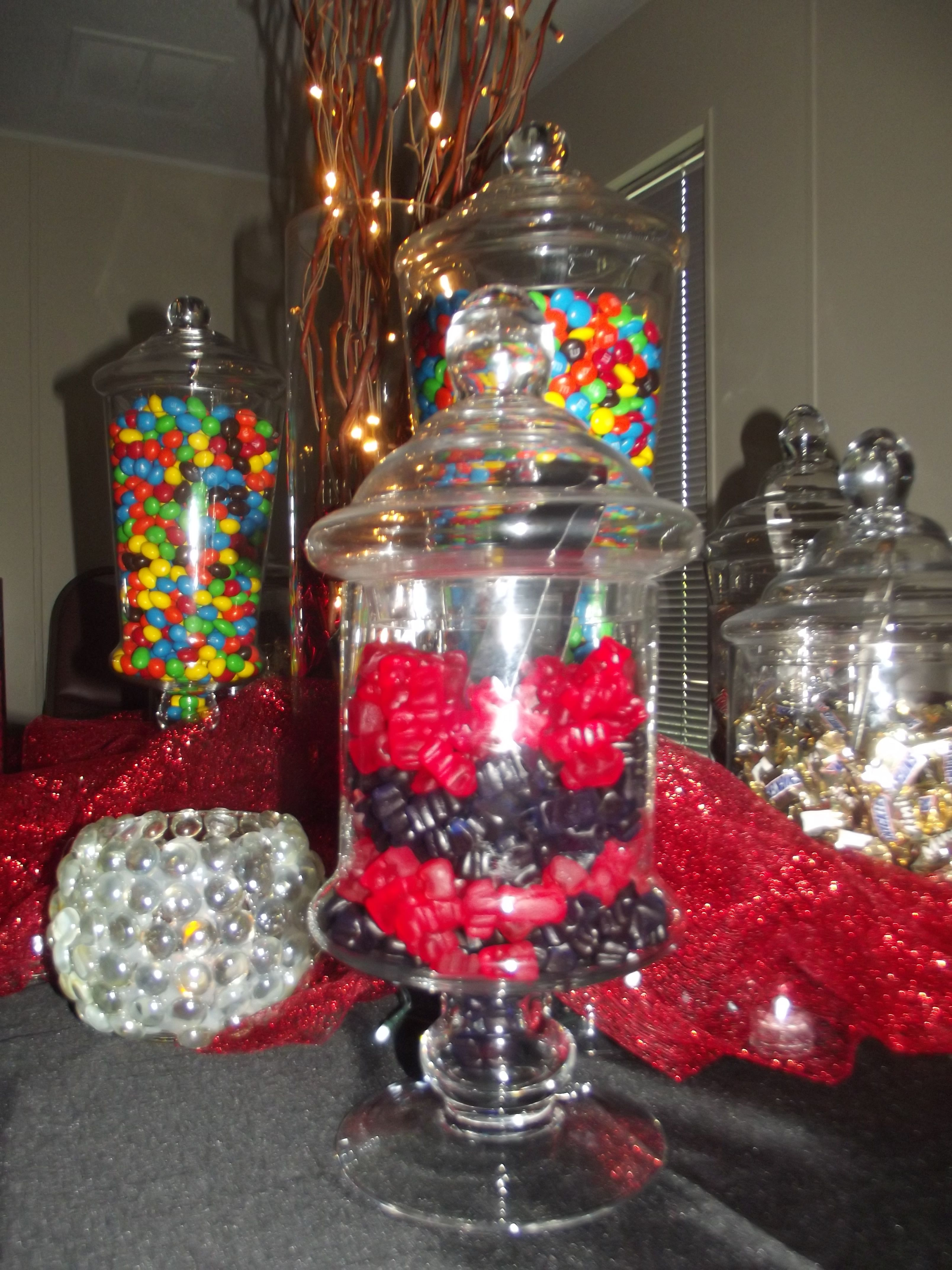 wedding shower candy buffet ideas%0A   th birthday party candy buffet     th Birthday Party   Pinterest       birthday parties and Party candy