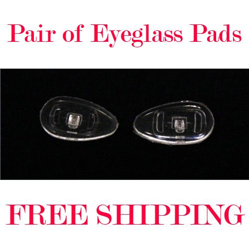 Silicone Sunglasses Glasses Nose Pads - A Pair