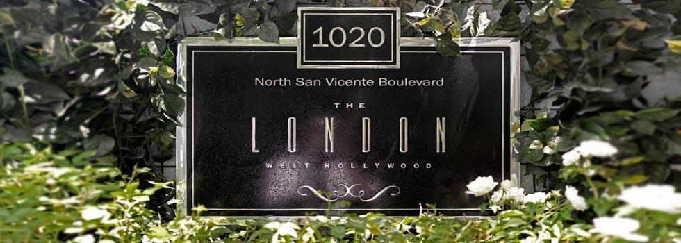 Hollywood (a Gordon Ramsey's restaurant)  San Vincente & Sunset Blvd
