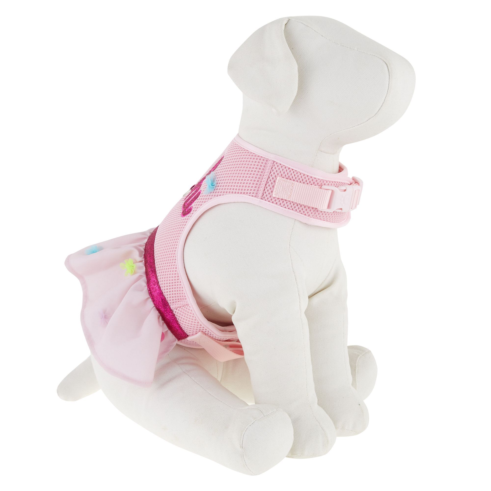 Top Paw Hi Skirt Vest Puppy Dog Harness Size X Small Dog
