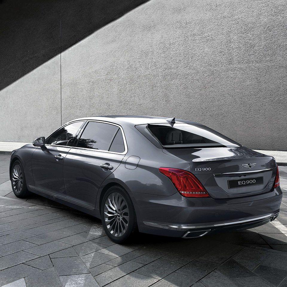 Genesis EQ900 (G90) 출저Hyundai group Hyundai, Lexus, Car