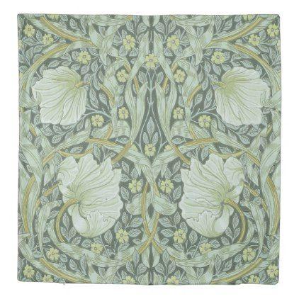 William Morris Art Nouveau Pattern Beautiful Art Duvet Cover Zazzle Com Morris Wallpapers William Morris Wallpaper Craftsman Wallpaper