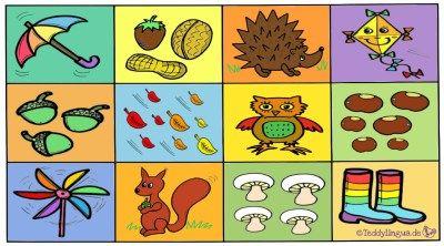 Lottospiel Herbst