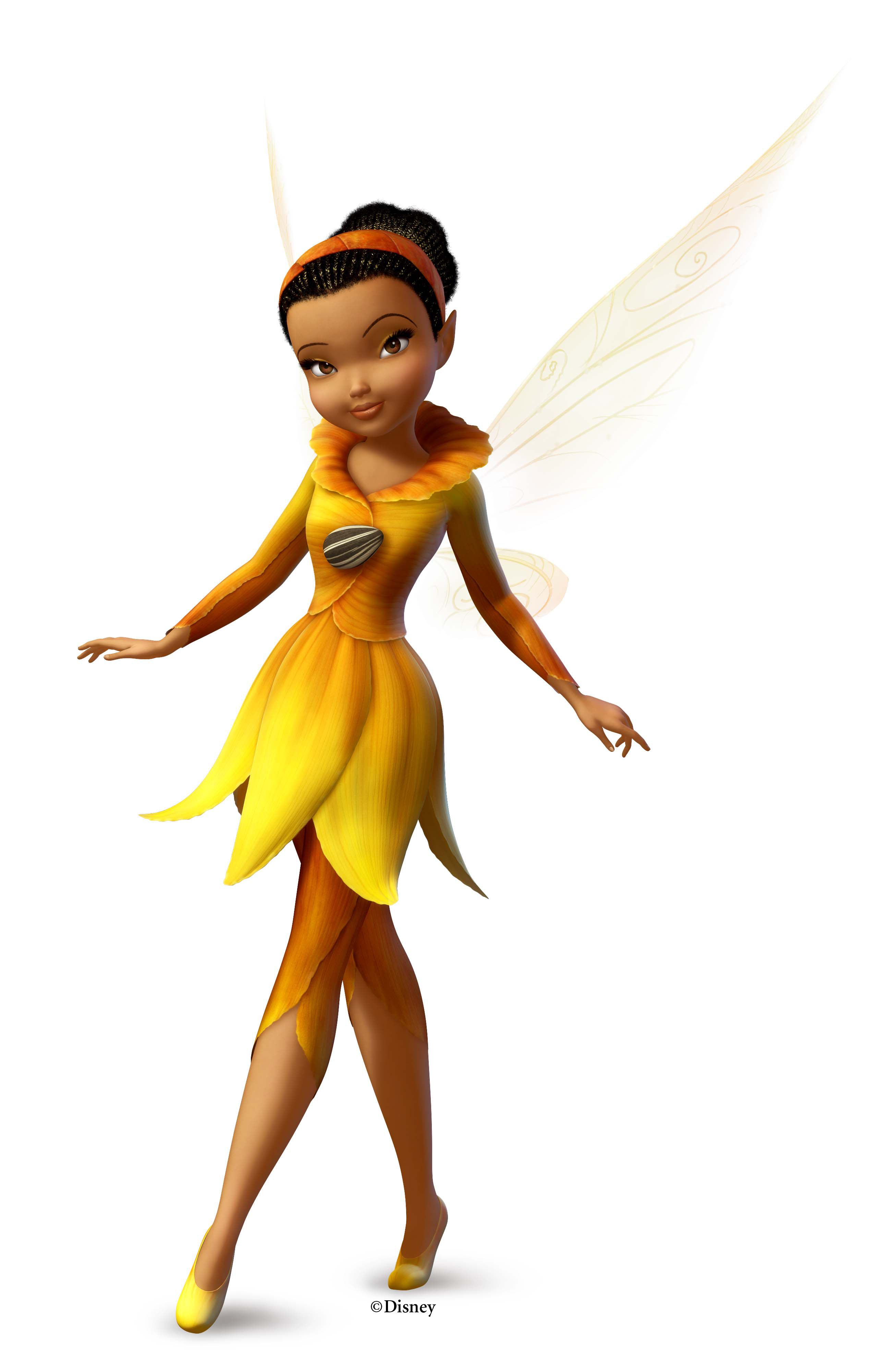 What Is Tinker Bell's Sister's Name | Interview: Tinker ...