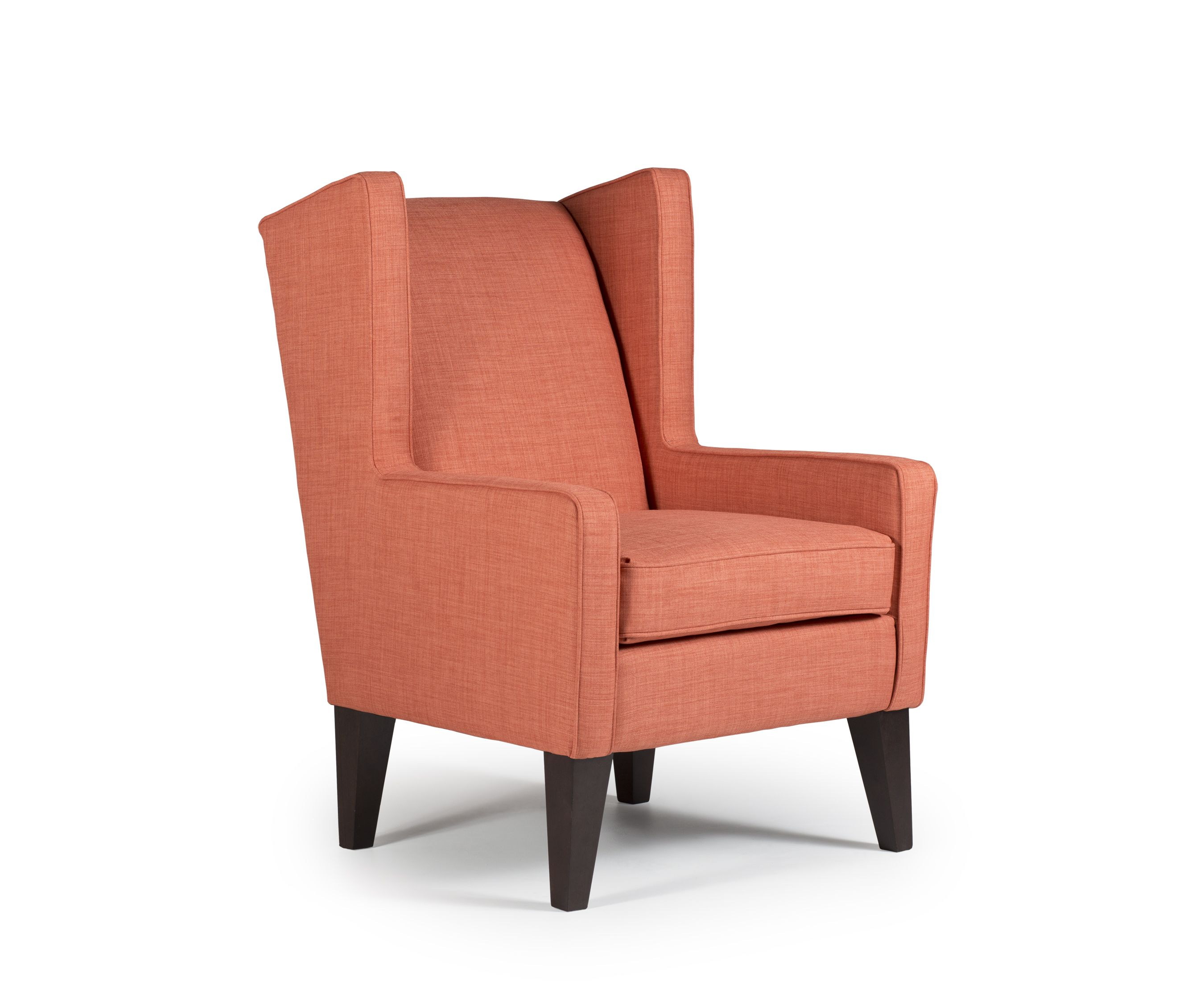 the karla wingback chair made it s debut at the 2013 fall high point rh in pinterest com