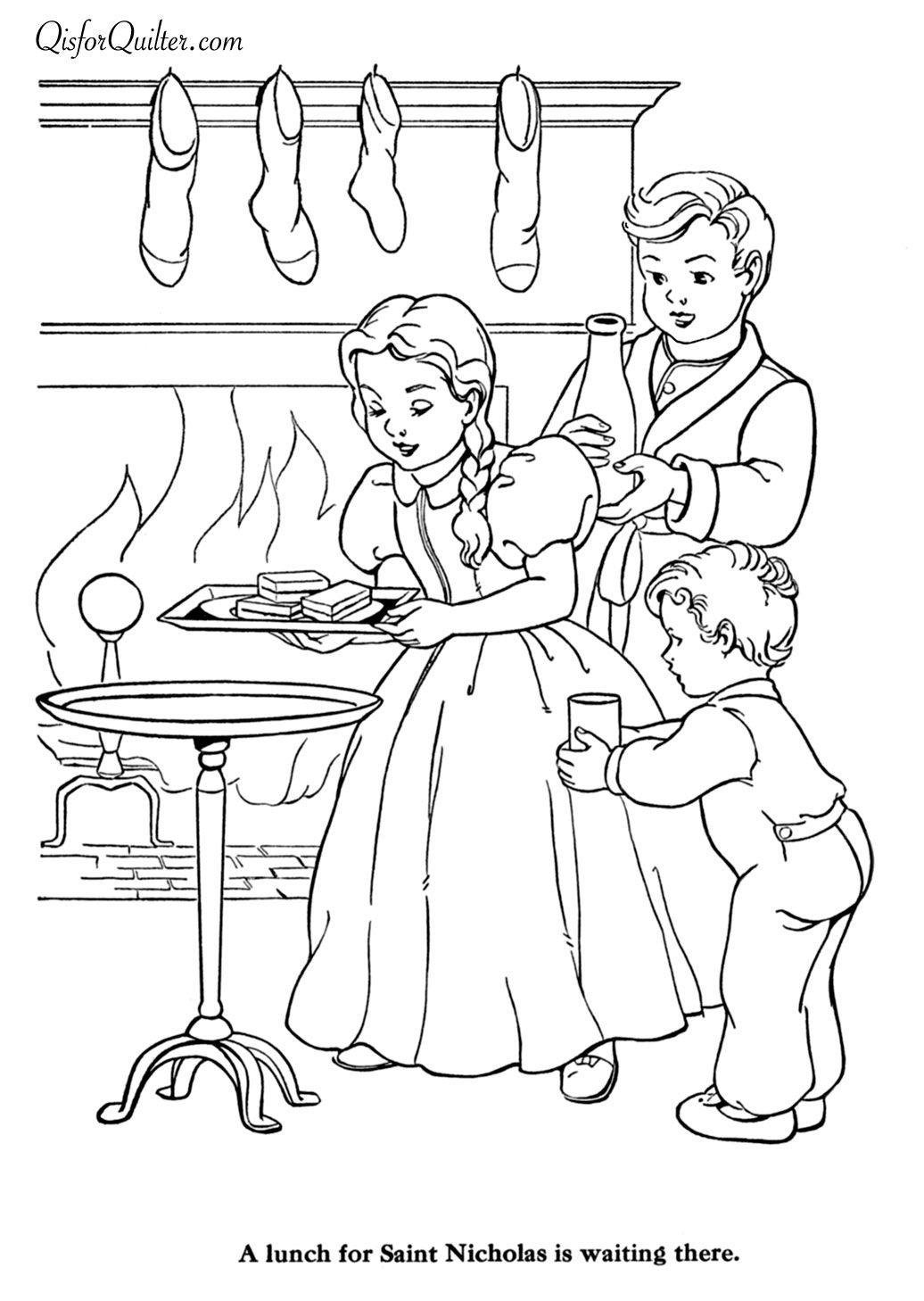 Countdown to Christmas - 3 Days | Coloring books ...