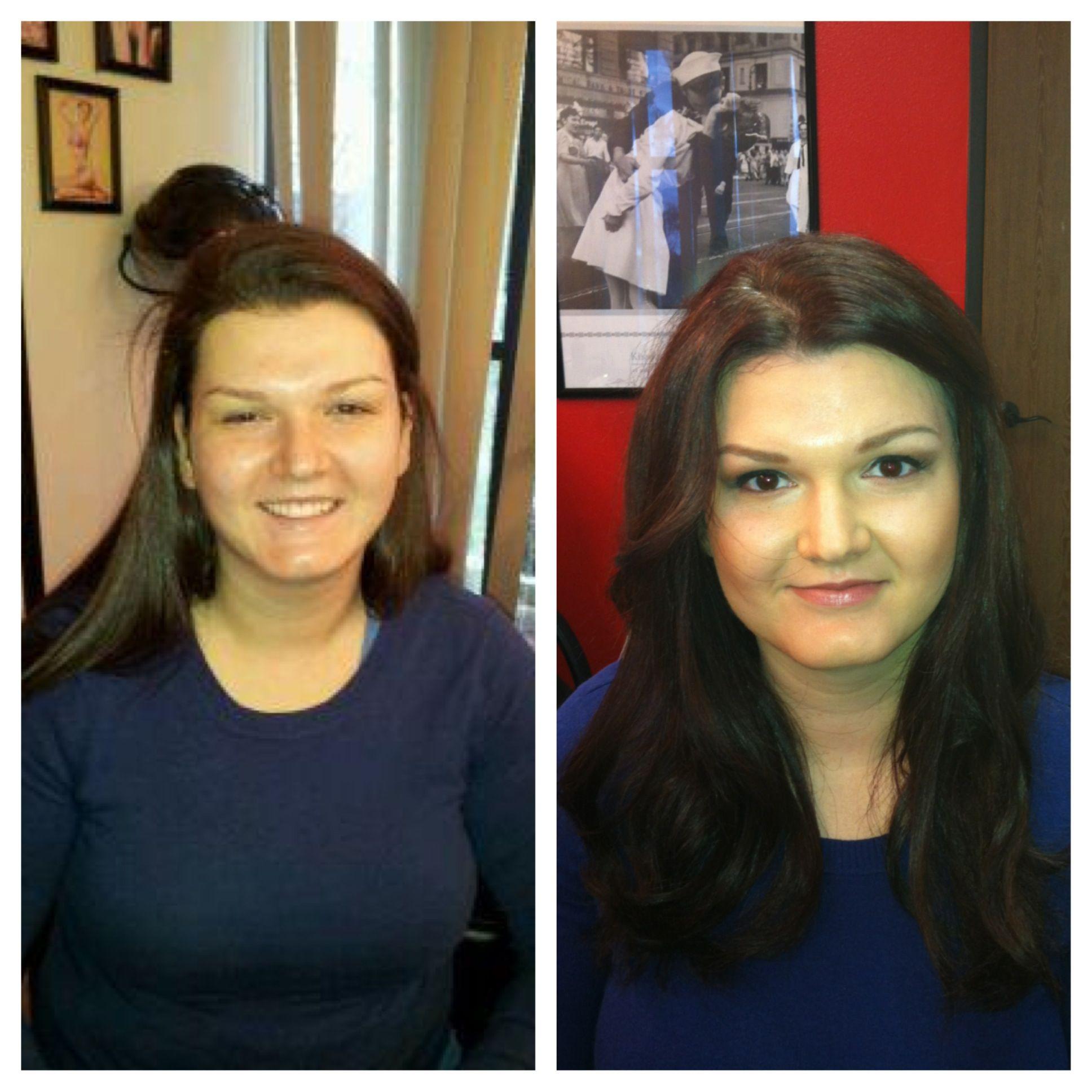 Makeup Bridal Trial Run