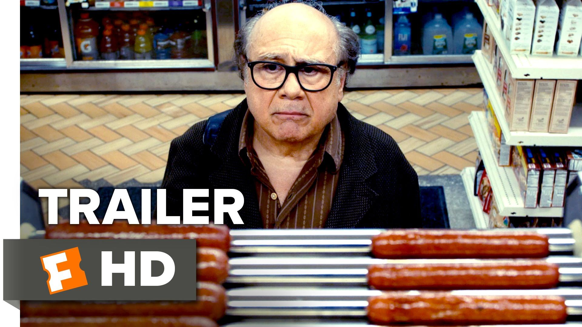 WienerDog Official Trailer 1 (2016) Danny DeVito, Tracy