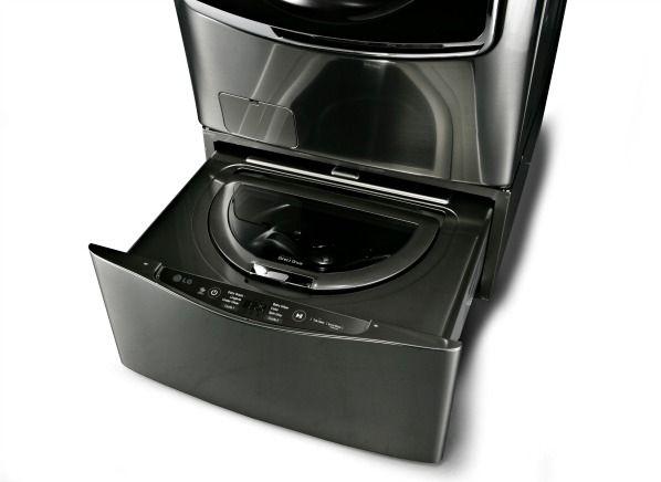 Laundry Alternatives Lg And Samsung Add Options Consumer Reports News Washing Machine Washing Machine Pedestal Front Loading Washing Machine