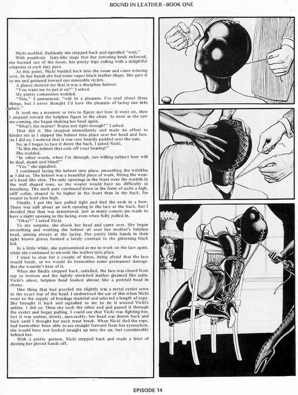 bondage comics Stanton