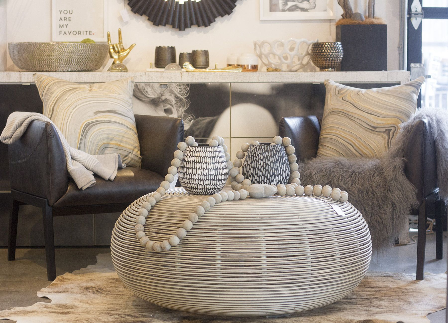 37++ Wicker coffee table round inspirations