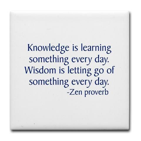 Knowledge Is Learning Something Every Day : Many Rivers of Spirit
