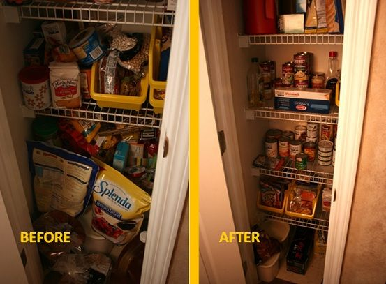 The Happy Housewife was sweet to feature Organizing a Pantry Stockpile (May 30, 2012)