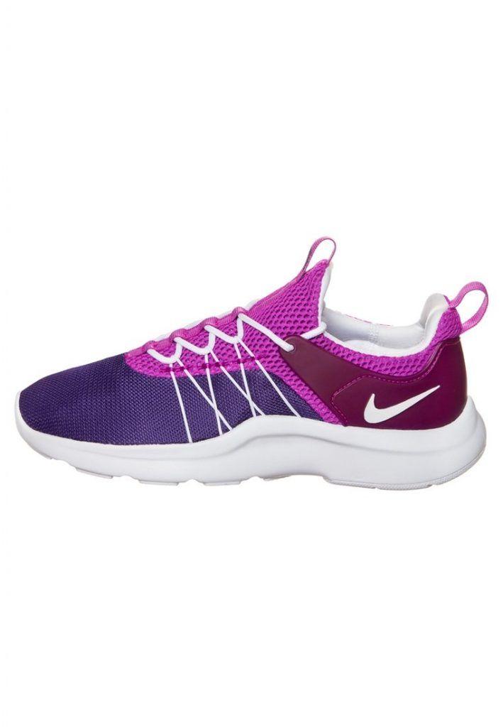 Nike Sportswear DARWIN Sneaker low court purple/white/hyper violet für  Damen -