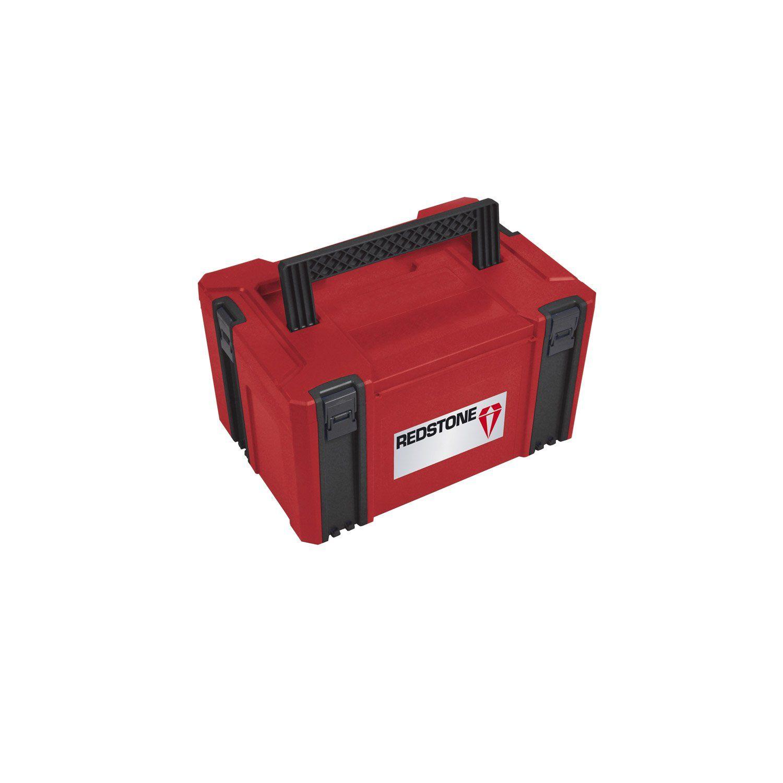 Boite A Outils Electroportatif Systembox Redstone En Plastique Taille L Rangement Outils Boite A Outils Outils