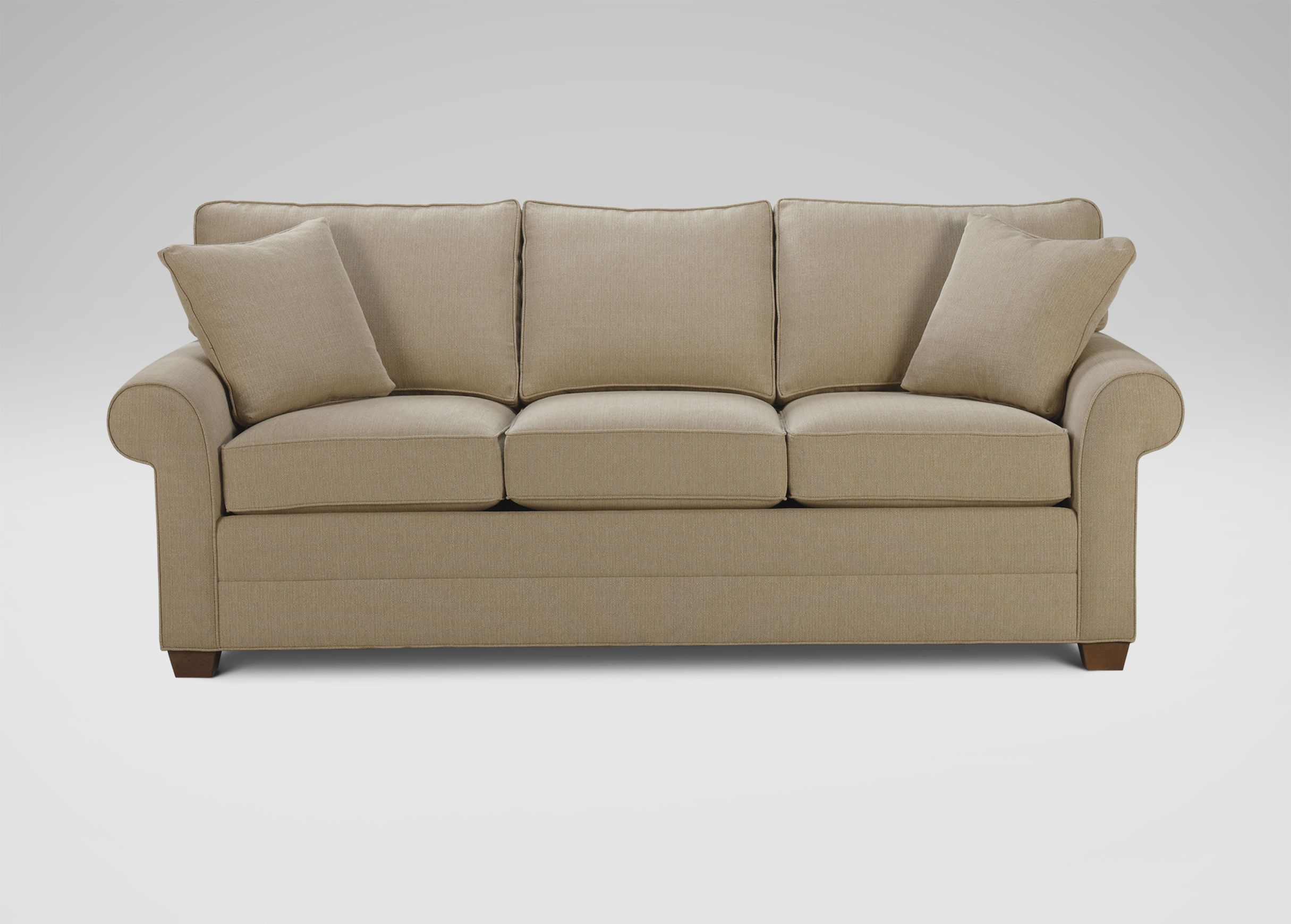 bennett roll arm sofa cayman grain ethan allen furniture rh pinterest es