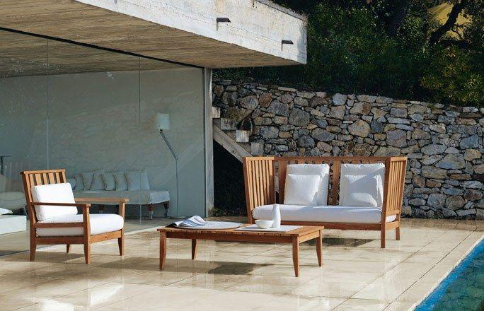Mobiliario linea york muebles de jardin muebles de for Mobiliario de patio
