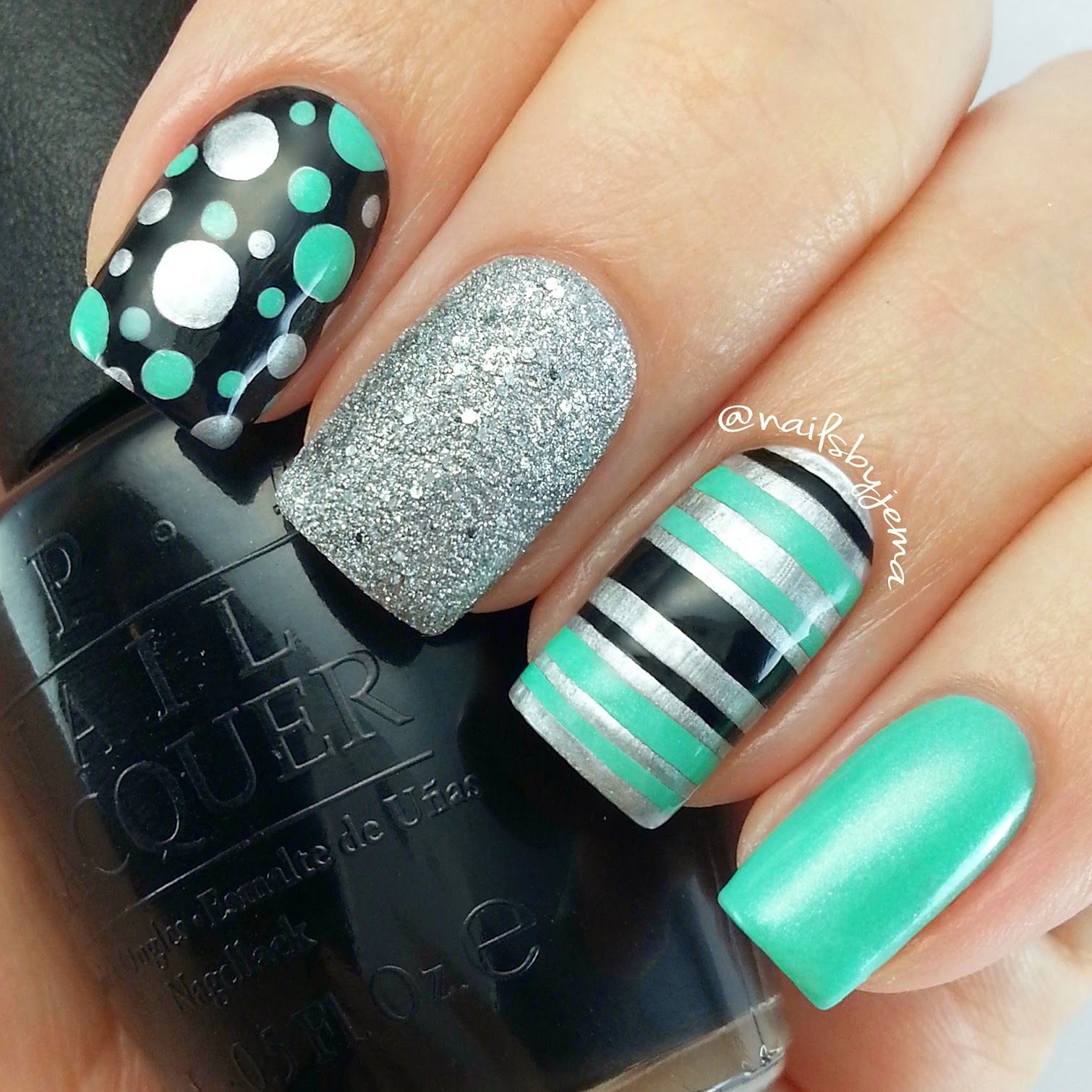 Nails By Jema: Busy Little Bee | nails | Pinterest | Bees, Nail nail ...