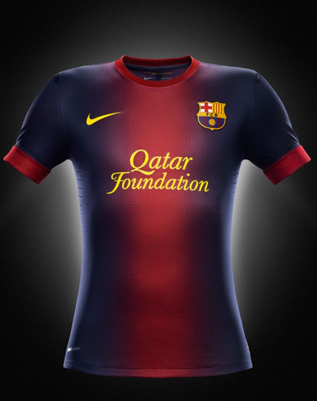 de47aee0e89 Nike Soccer F.C. Barcelona – 2012/2013 Home & Away Kit | FC ...