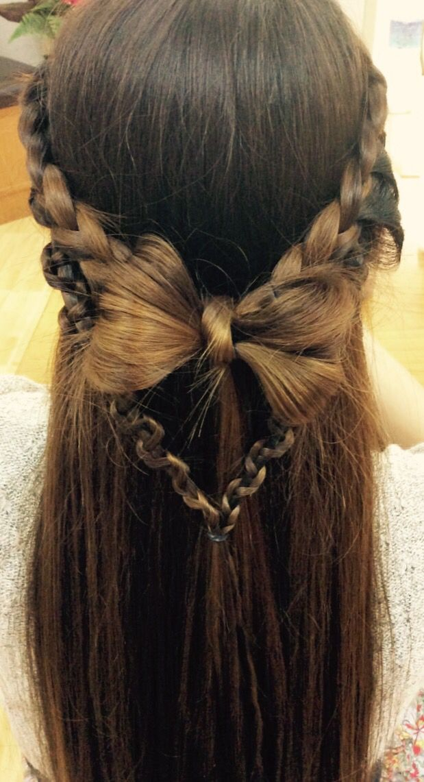 10 mins hairstyle.