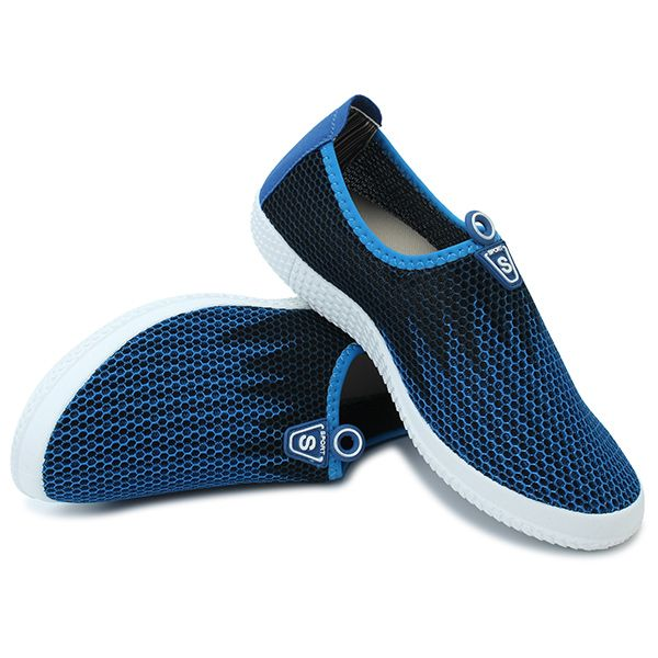 Men Summer Mesh Sports Casual Sneakers Breathable Running Shoes  Worldwide delivery. Original best quality product for 70% of it's real price. Hurry up, buying it is extra profitable, because we have good production sources. 1 day products dispatch from warehouse. Fast & reliable...