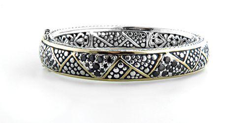 JM Stingray Collection #bangle #bracelet #jewelry