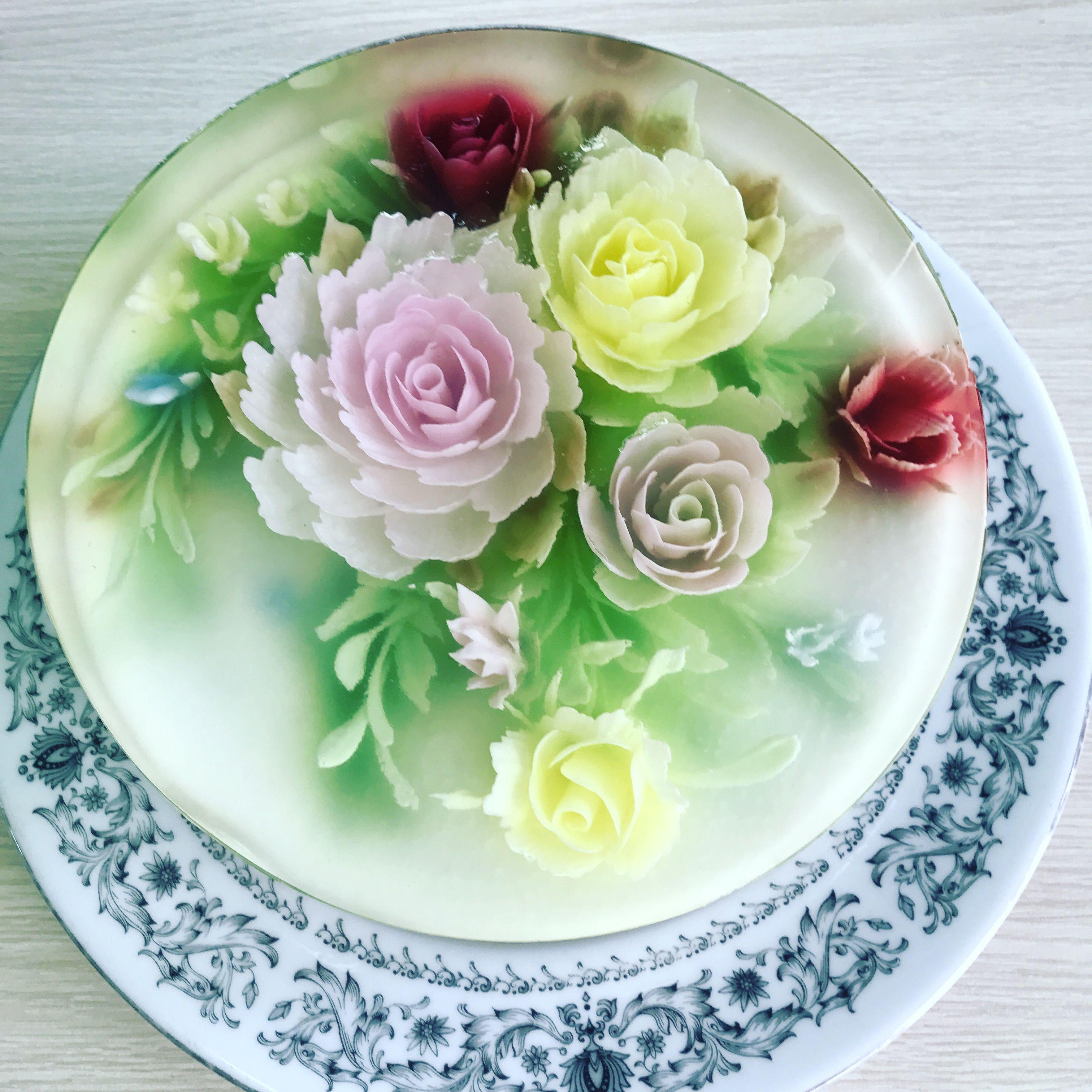 собрали картинки тортов желейных самый дорогой