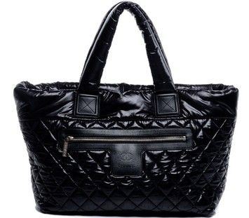 06ea98770683 Chanel Nylon Coco Cocoon Large Black Tote Bag. Get one of the hottest  styles of the season! The Chanel Nylon Coco Cocoon Large Black Tote Bag is  a top 10 ...