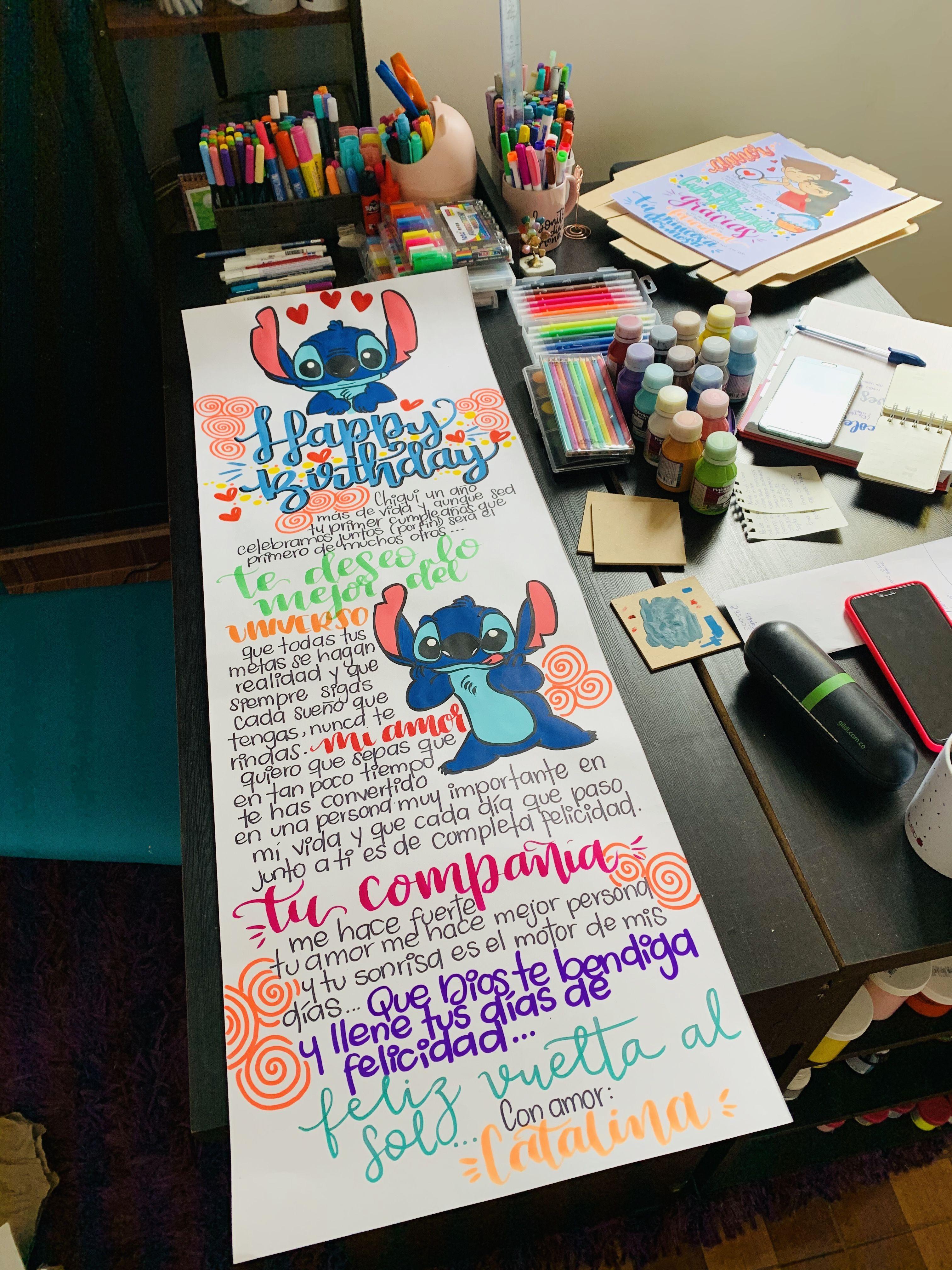 Como Hacer Un Cartel Creativo