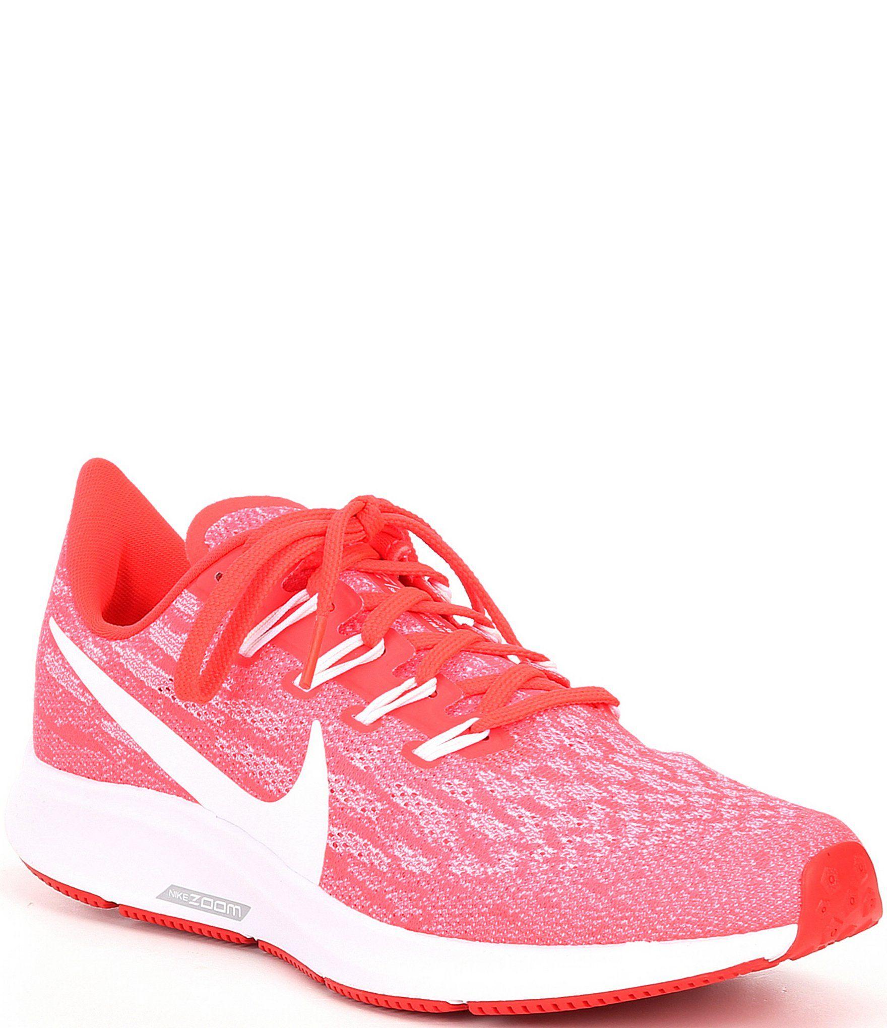 Nike Women's Air Zoom Pegasus 36 Running Shoes Laser