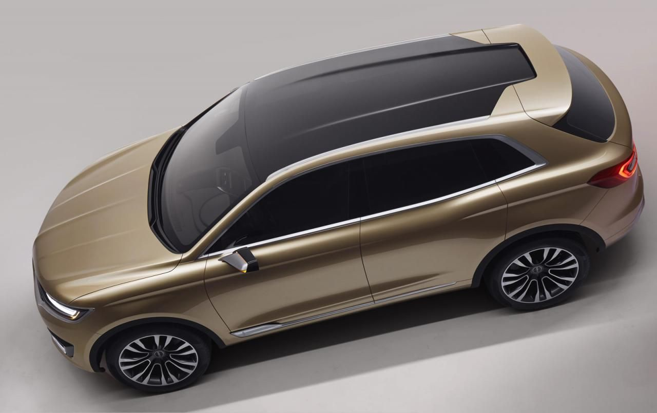 lincoln mkx concept unveiled in beijing preview new global rh pinterest com