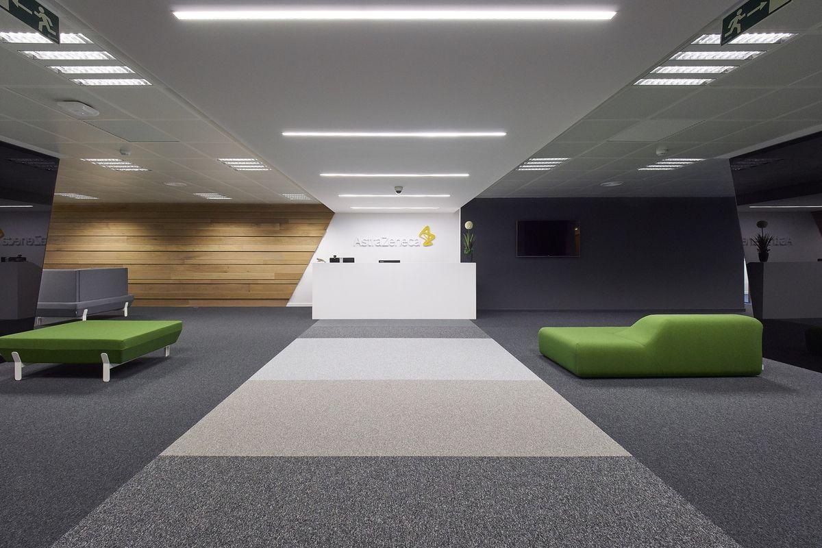 Astrazeneca Offices Barcelona Office Snapshots Corporate Interiors Workplace Design Office Design