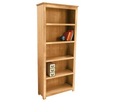 Officemax 5 Shelf Bookcase 70 34 H X 30 14 W 10 Oak With 3 Adjule Shelves Allow You To Add Vertical E For Large Books And Vases At