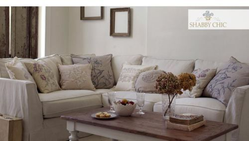Brown And Pink Shabby Chic Living Room Decor Sofas For Your Stroudsburg Apartment
